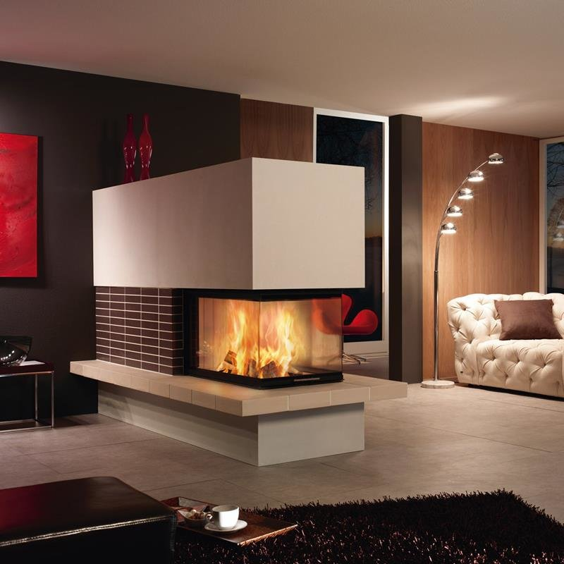spartherm kamineinsatz arte u 90h serie linear. Black Bedroom Furniture Sets. Home Design Ideas